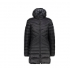 Woman Coat Zip Hood Damenjacke