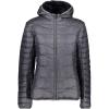 Woman Jacket Fix Hood Damen