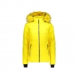 Woman Jacket Zip Hood Skijacke Damen
