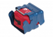 First Aid Kit Crampon size red