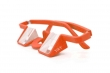 Sicherungsbrille Plasfun Orange