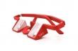 Sicherungsbrille Plasfun Rot