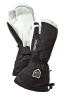 Army Leather 3-Finger Handschuhe
