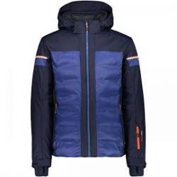 Jacket Zip Hood Skijacke Herren