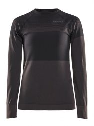 Warm Intensity Crewneck LS Damen