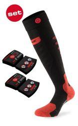 Set Heat Sock 5.0 Toe Cap inkl. RCB1200 Heizsocken