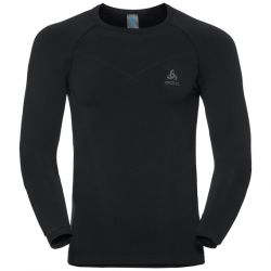 Shirt LS crew neck Evolution Herren