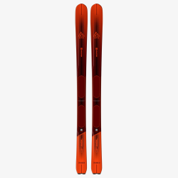 SKI N MTN EXPLORE 88 Red/Black