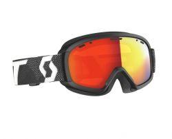 Witty chrome Junior Skibrille