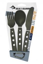 AlphaLight Cutlery Set